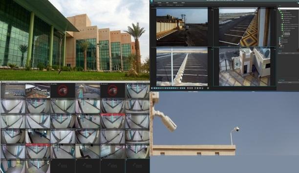 IDIS IP HD Video Surveillance Solution Secures Saudi's Majmaah University