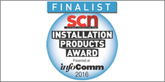 Matrox C-Series Multi-display Graphics Cards Chosen As Finalist For 2016 SCN InfoComm Installation Products Award