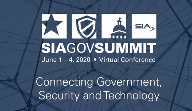 Security Industry Association Announces The Agenda And Speaker Lineup For The Virtual 2020 SIA GovSummit