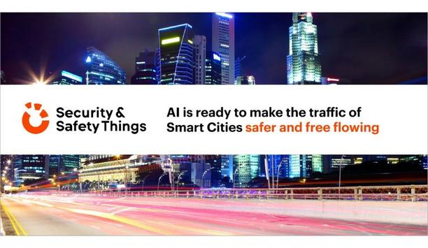 Security & Safety Things Highlight The Rise In Deployment Of AI, IoT And Cameras In Smart Traffic Surveillance