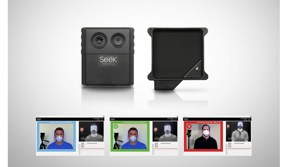 Seek Scan™ Announces Affordable Thermal Body Temperature Screening Solutions