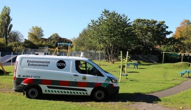 Sentinel Systems Helps North Tyneside Council To Tackle Environmental Offences With Its Mobile CCTV Van