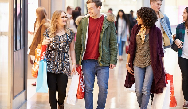 MTS Intelligent Services Digital Video Surveillance Access Control Solution Enhances Security For The Mall In New Jersey