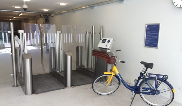 Siemens Provides Safe Cycle Parking Facilities For Dutch Railway