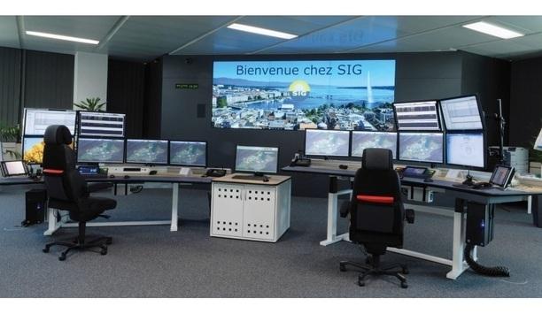 WEY Deploys Fully Integrated Control Room Solution Based Upon WEY Distribution Platform For SIG, Geneva