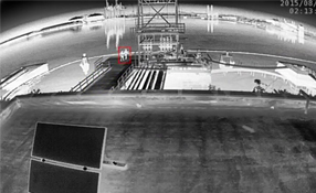 Smart Thermal Cameras Emerging As Cost-Effective Outdoor Security Solution