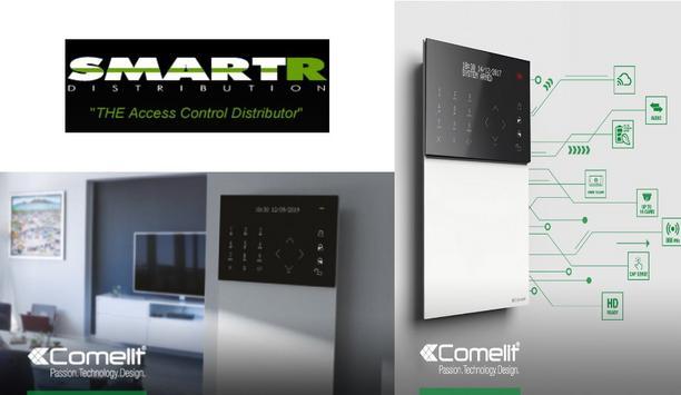 Smart R Distribution Appointed Distributor Of New Comelit Secur HUB Wireless Intruder Alarm System