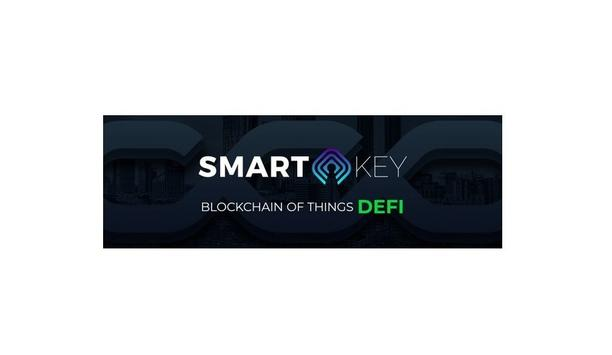 SmartKey, The Blockchain Connection Platform Successfully Connected An Ethereum Smart Contract To A Teltonika Smart Key Device And App