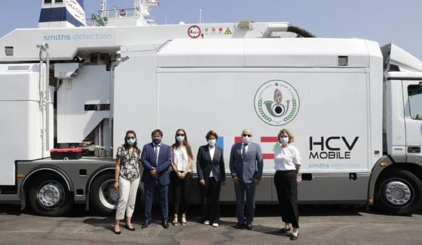 Smiths Detection Announces The Commissioning Of An HCVM Scanner To Enhance Safety At The Port Of Beirut