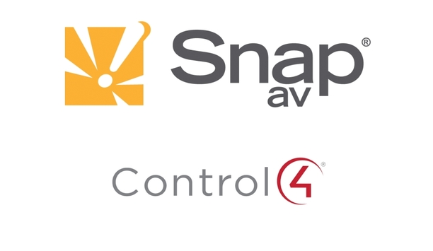 SnapAV And Control4 Corporation Announce Successful Completion Of Their Merger