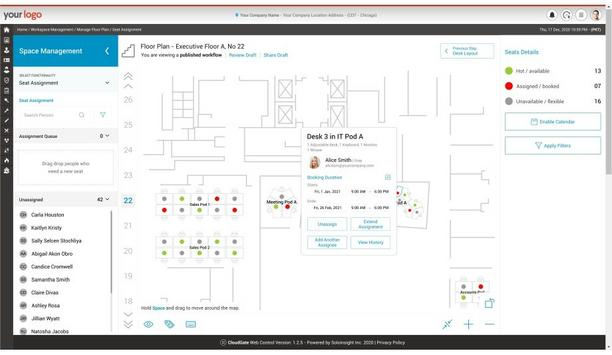 Soloinsight To Showcase Their CloudGate SmartSpace Solution At ISC West 2021
