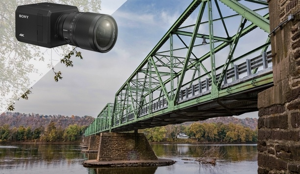 Sony Secures Delaware River Joint Toll Bridge Commission (DRJTBC) With Its SNC-VB770 4K Network Cameras