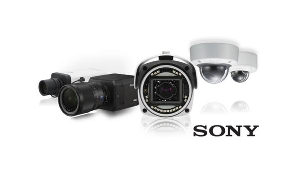 Sony Unveils SNC-HMX70 Security Camera With 360-Degree Hemispheric View