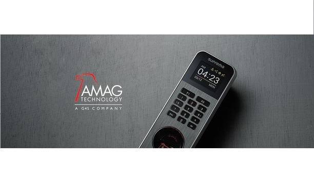 Suprema Announces Integration With AMAG Technology For Biometric Door Access Security