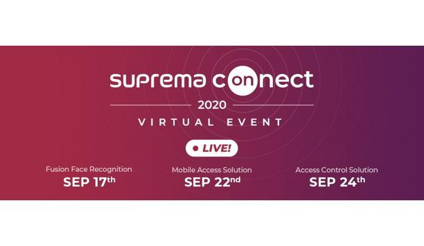 Suprema To Introduce FaceStation F2 Fusion Multimodal Terminal At Live Sessions Of Suprema Connect 2020