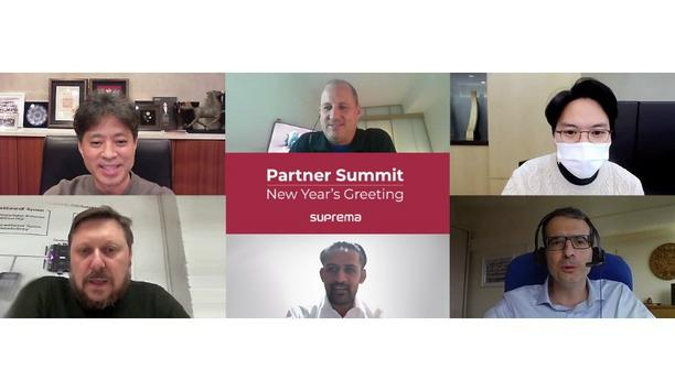 Suprema Announces New Leadership And Shares Business Blueprint At Virtual Partner Summit Meeting