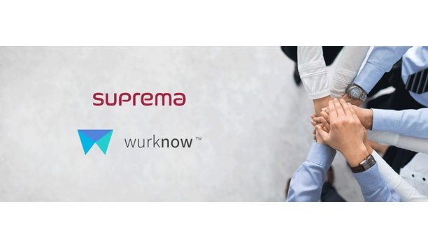 Suprema Partners With WurkNow To Enhance Time And Attendance Solutions For Smooth Workforce Management