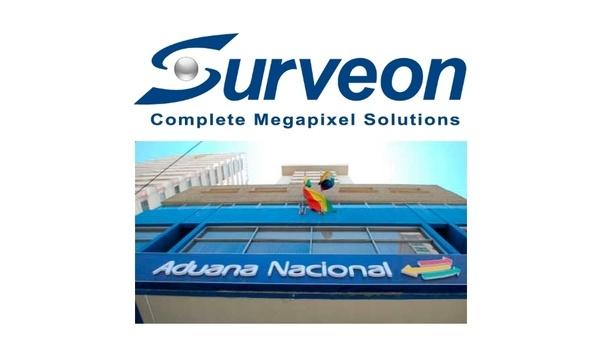 Surveon's Surveillance Solutions Ensure Effective Security For Bolivia's Customs Building