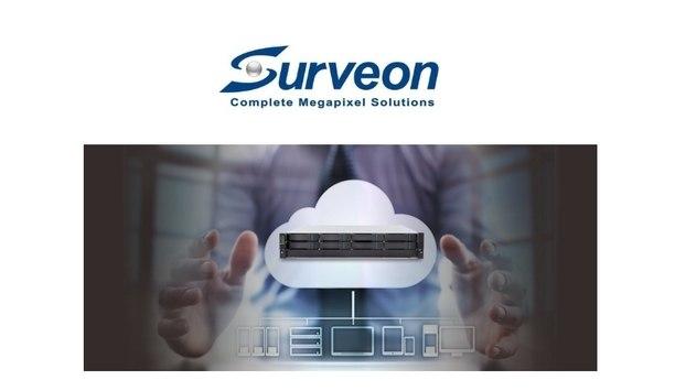 Surveon Cloud NVR GSe Pro 3008 Series Enhances Enterprise's Productivity By Providing The Best System Scalability