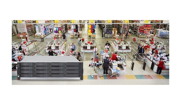 Surveon NVR7800 Series Recorders Protects The Multinational Hypermarket In South America