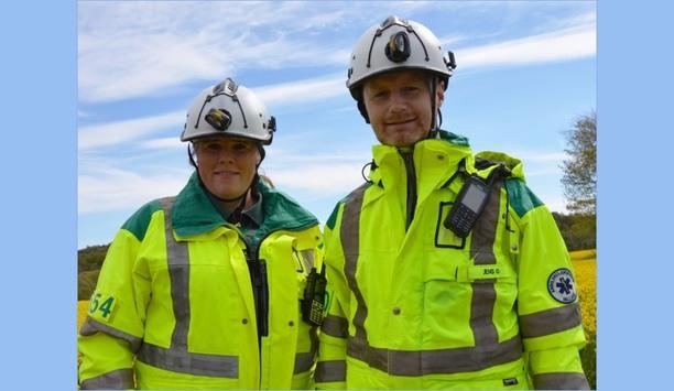 Sepura SC21s Portable TETRA Radios Deployed By Sweden's Kungsbacka Municipality Ambulance Service