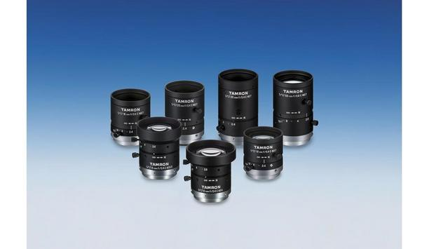 "Tamron Announces The Expansion Of M117FM Fixed Focal Lens Series For Machine Vision Compatible With 1/1.7"" Imagers"