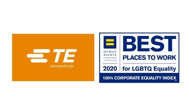 TE Connectivity Honored With Annual Recognition As Best Place To Work For LGBTQ Equality For Fourth Consecutive Year