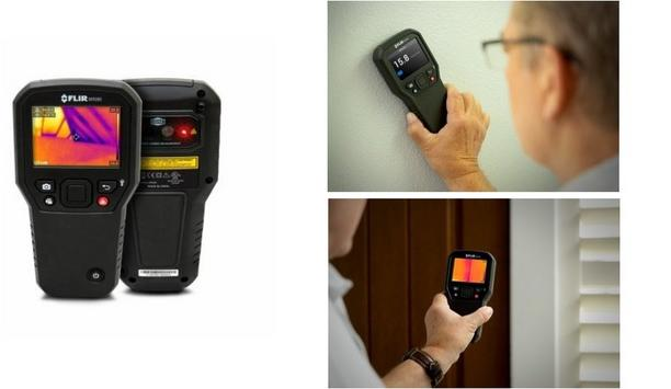 Teledyne FLIR Releases FLIR MR265 Moisture Meter And Thermal Imager With MSX®