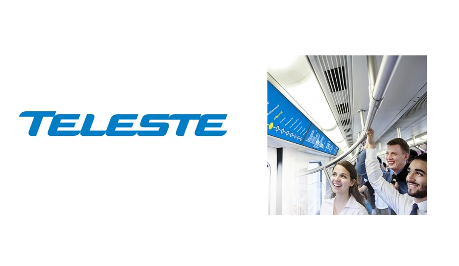 Teleste Corporation To Install Video Surveillance And Public Announcement Systems In Stadler's FLIRT Trains