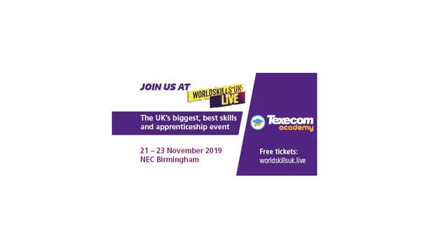 Texecom, CSL And Hikvision To Sponsor WorldSkills LIVE To Raise Awareness About Security And Surveillance Industry