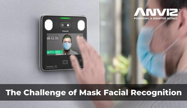 Anviz Provides FaceDeep Series AI-Based Face Recognition Terminal To Provide Mask And Temperature Detection Features