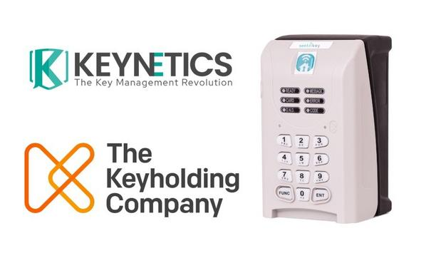 The Keyholding Company Partners With Keynetics To Enhance Traditional Keyholding And Access Services