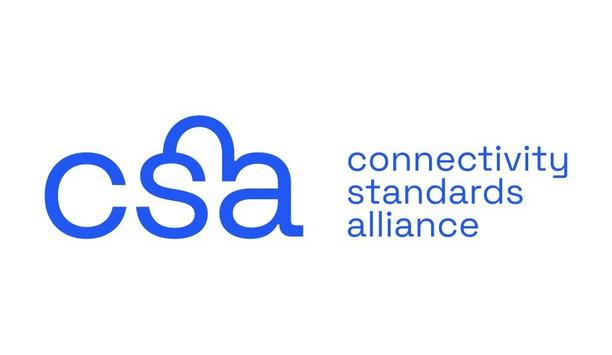 The Zigbee Alliance Announces Their Organizational Rebrand As The Connectivity Standards Alliance (CSA)