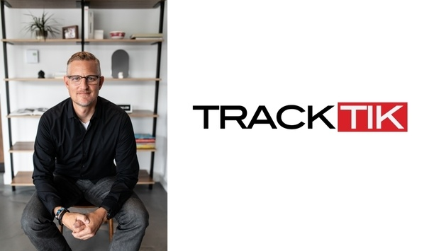 TrackTik Software VP Mark Folmer Honored As Top Influencer In The Global Security Industry