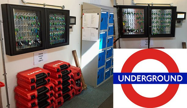 Traka UK Offers The Key To Success With New London Underground Key Management System