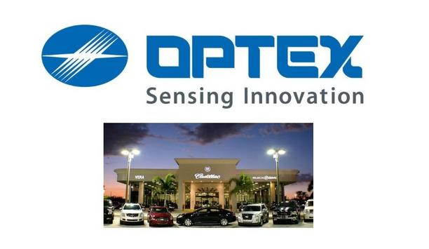 Vera Cadillac Equips With Tyco And Optex Integrated Security Solution To Counter Cars, Accessories And Car Parts Theft