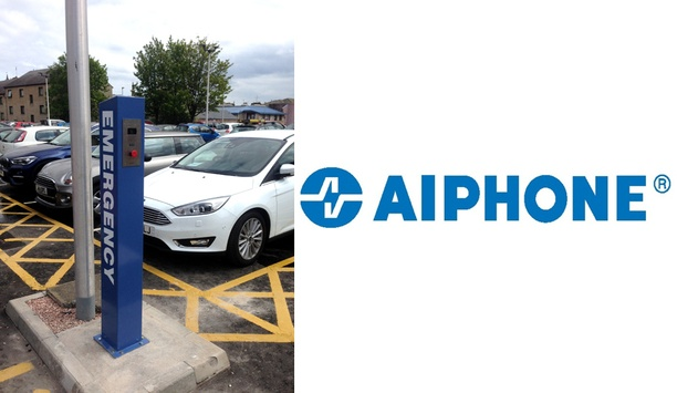 Aiphone Visible Emergency Call Points Protect Students At Dundee University, Scotland