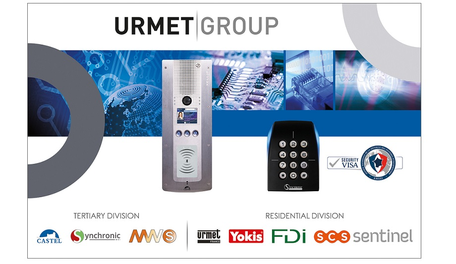 URMET France Group Acquires Access Control Provider SYNCHRONIC