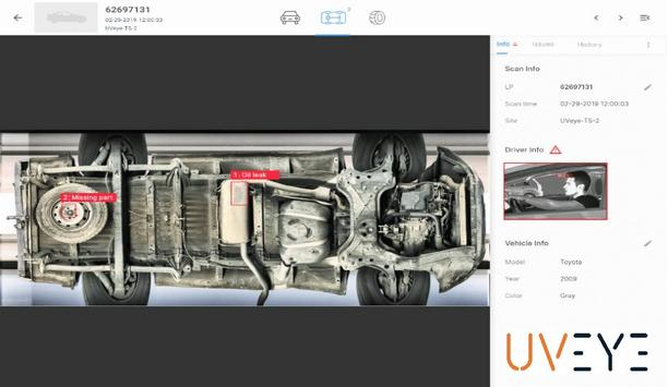 UVeye Provides Vehicle-Safety Inspections For Emergency Fleets With Thermal Sensors