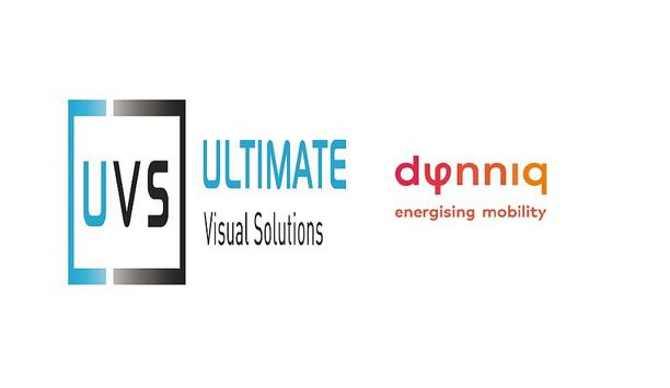 UVS Partners With Dynniq To Secure Control Room Project