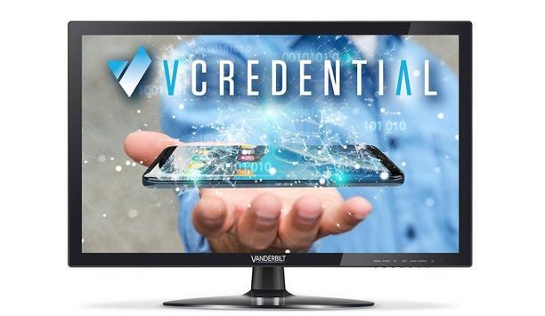 Vanderbilt Announces VCredential Cloud-Based Credential Management Platform