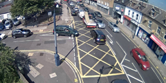 Videalert CCTV Enforcement System Installed At London Borough Of Bexley To Enforce Moving Traffic Contraventions