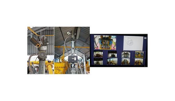 Videotec Installs MPXHD PTZ Cameras For Perusahaan Gas Negara in Indonesia
