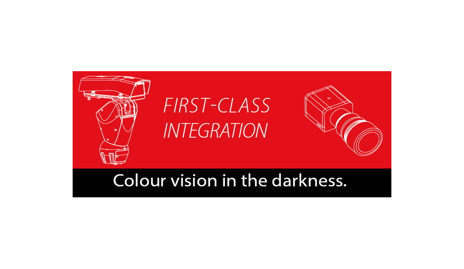 Videotec ULISSE2 And SONY SNC-VB770 Integrated Solution Provides Color Images In Dark Lightings