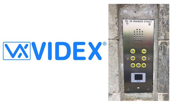 Videx Provides Access Control And Door Entry Systems For Fife Housing Group