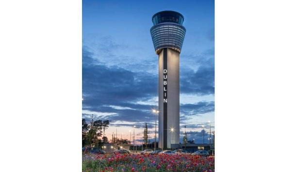 Vimpex's Hydrosense Water Leak Detection System Protects Dublin Airport's New Visual Control Tower