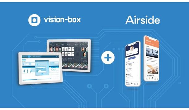 Vision-Box And Airside Announce Strategic Partnership To Accelerate Adoption Of Seamless Travel And Digital Health Passport