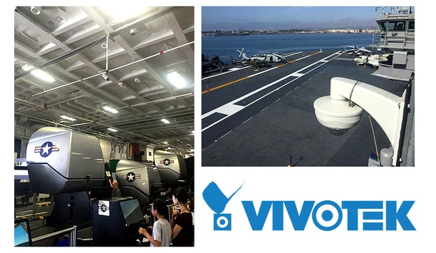 VIVOTEK Delivers Optimal Security Coverage At USS Midway Museum In San Diego, California