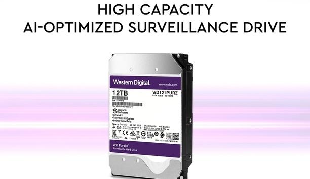 Western Digital Introduces High Capacity, Deep Learning Surveillance Drive – Western Digital Purple