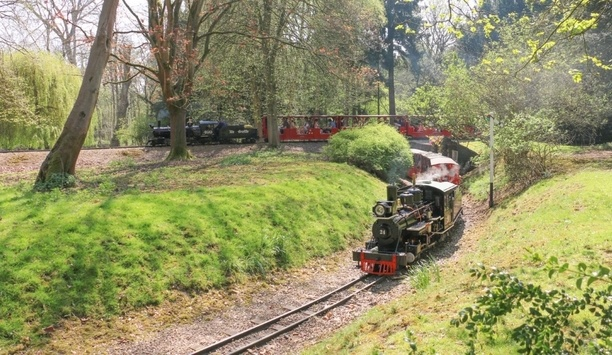 Hanwha Techwin's Wisenet Video Surveillance System Secures Audley End Miniature Railway